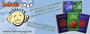 Hahota Jóga és Író-Olvasó találkozó
